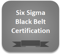 Six Sigma Black Belt online Certification